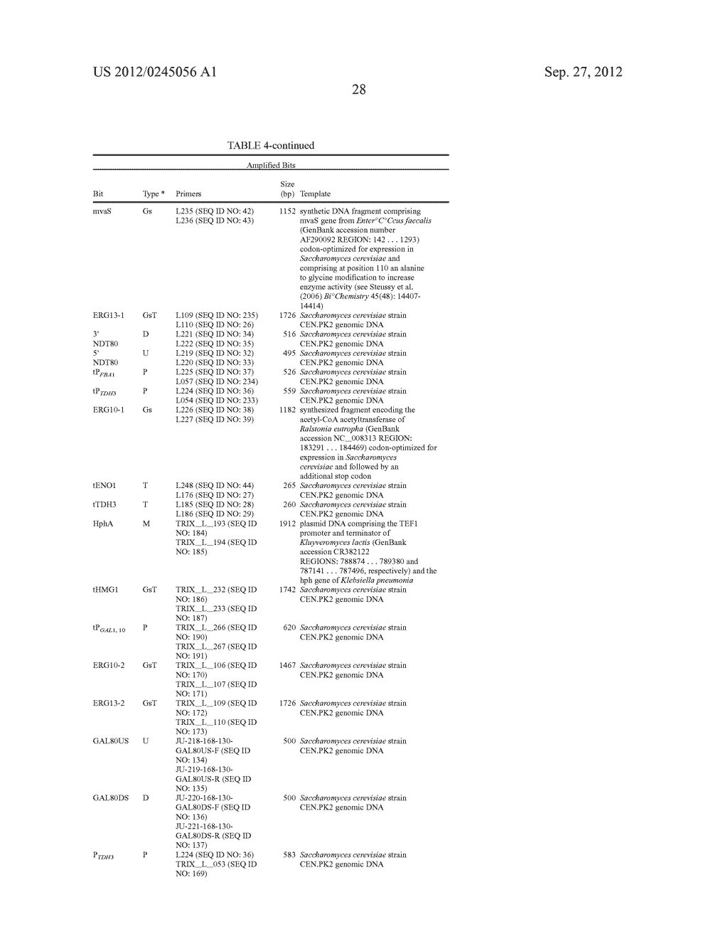 COMPOSITIONS AND METHODS FOR THE SAME ASSEMBLY OF POLYNUCLEOTIDES - diagram, schematic, and image 46