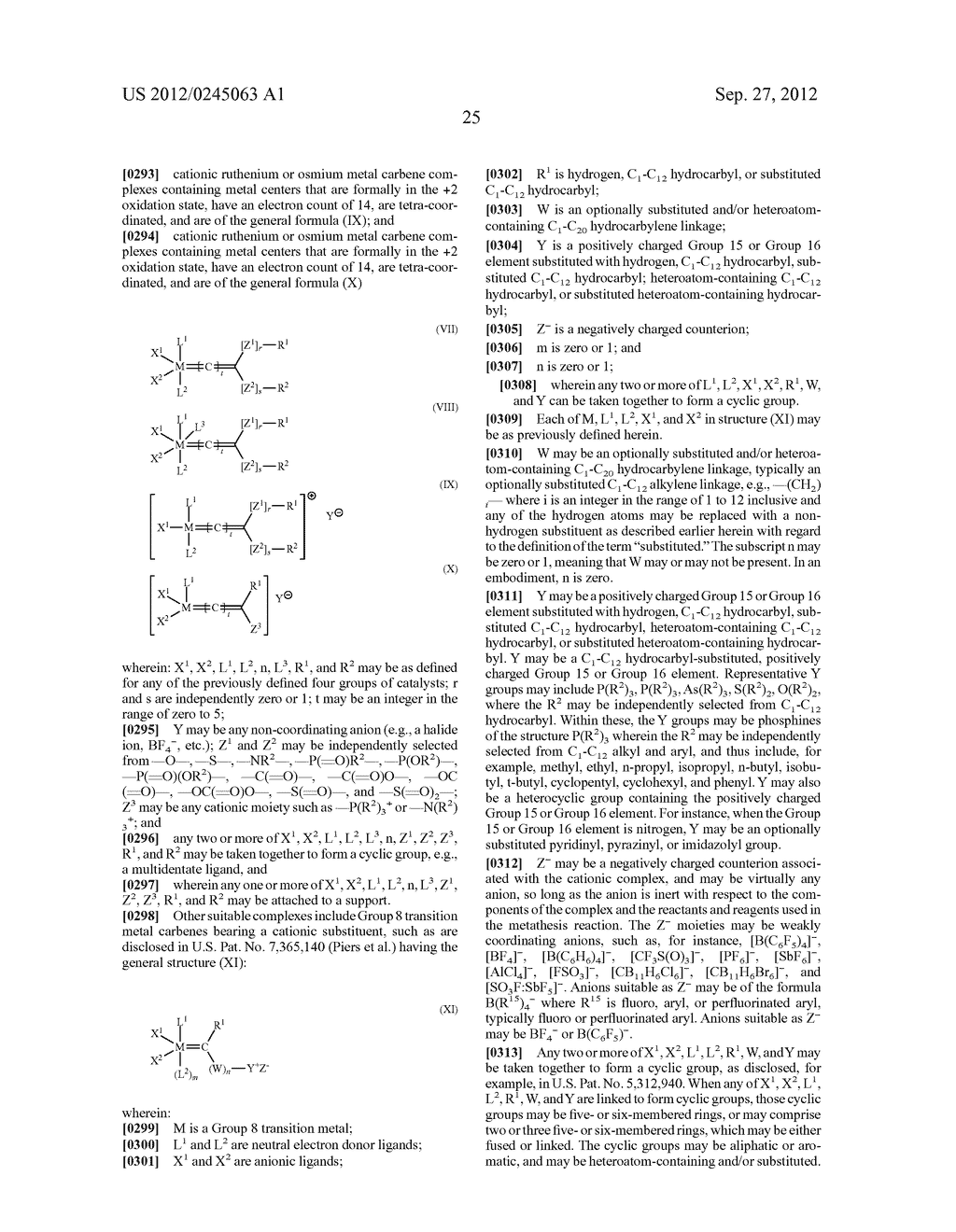FUNCTIONALIZED MONOMERS AND POLYMERS - diagram, schematic, and image 28