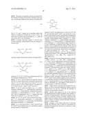 FUNCTIONALIZED MONOMERS AND POLYMERS diagram and image