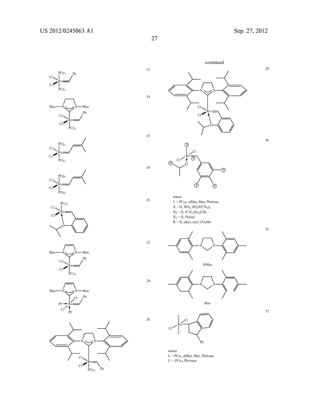FUNCTIONALIZED MONOMERS AND POLYMERS - diagram, schematic, and image 30