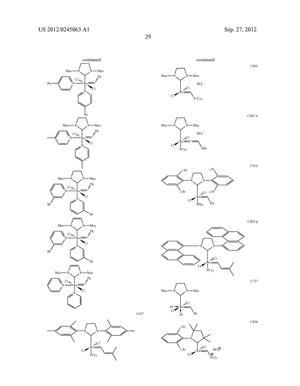FUNCTIONALIZED MONOMERS AND POLYMERS - diagram, schematic, and image 32