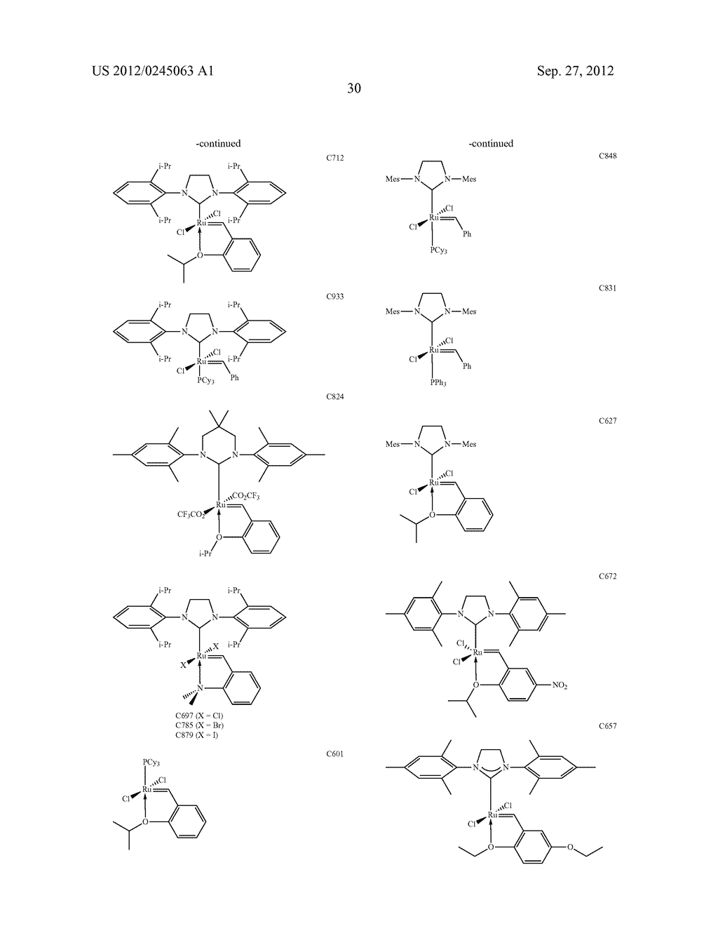FUNCTIONALIZED MONOMERS AND POLYMERS - diagram, schematic, and image 33
