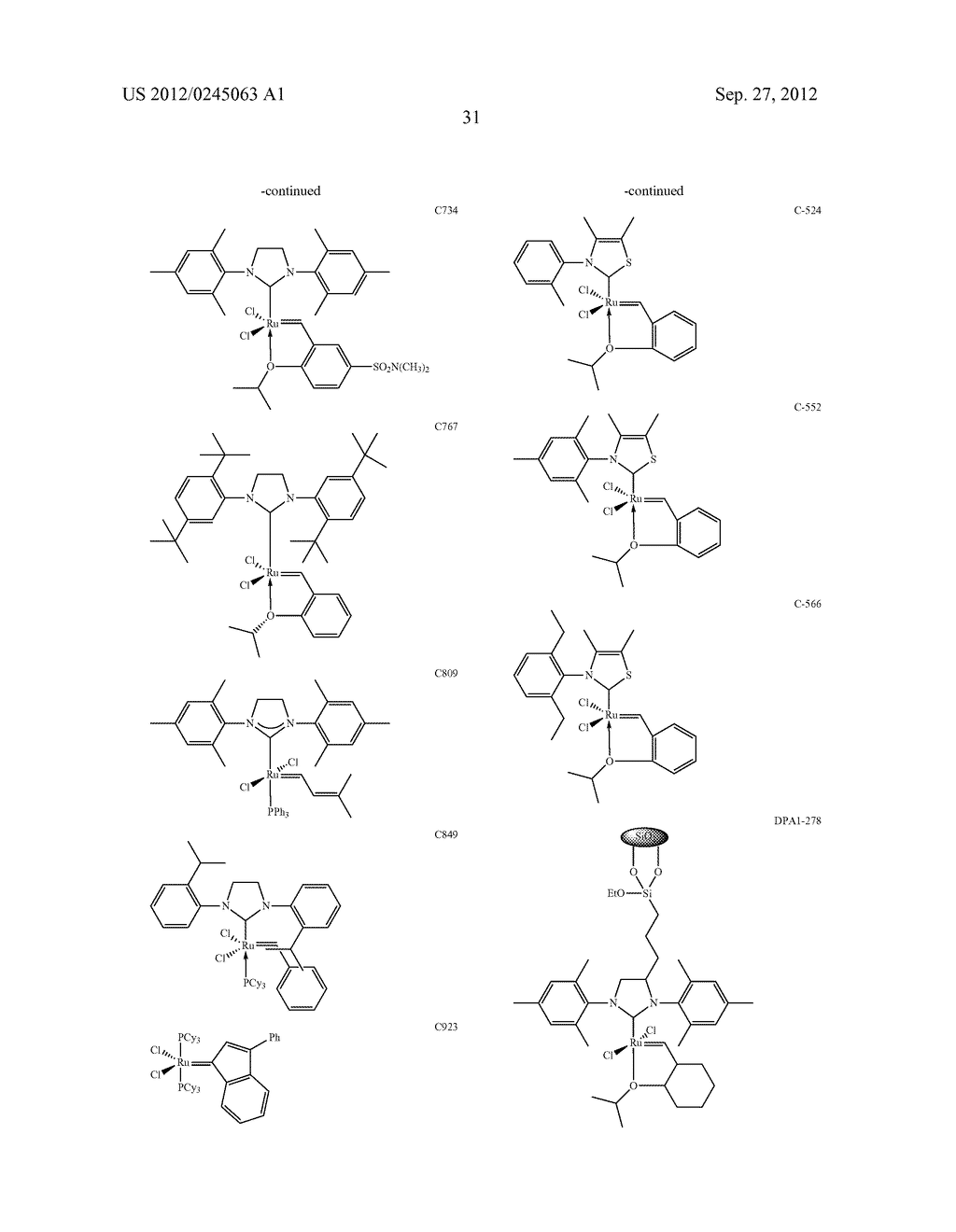 FUNCTIONALIZED MONOMERS AND POLYMERS - diagram, schematic, and image 34