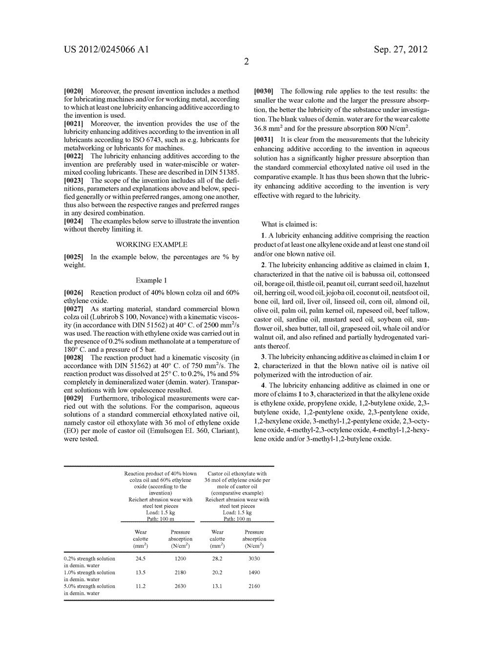Novel Lubricity Enhancing Additives, a Method for Producing the Same and     use Thereof - diagram, schematic, and image 03