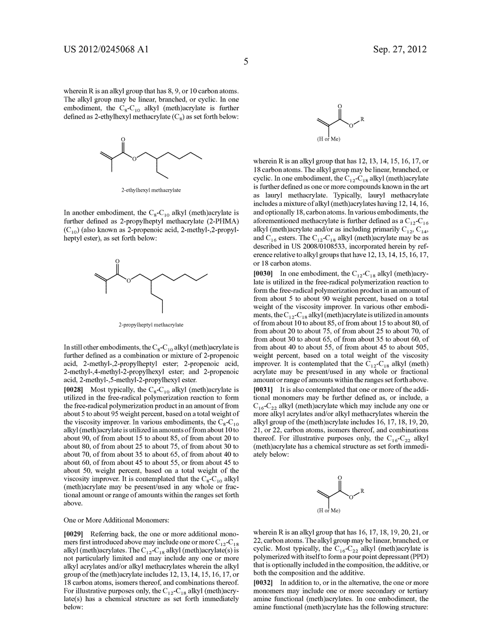 LUBRICANT COMPOSITION HAVING IMPROVED NON-NEWTONIAN VISCOMETRICS - diagram, schematic, and image 06