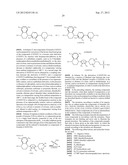 TETRAHYDROQUINOXALINE UERA DERIVATIVES, THEIR PREPARATION AND THEIR     THERAPEUTIC APPLICATION diagram and image