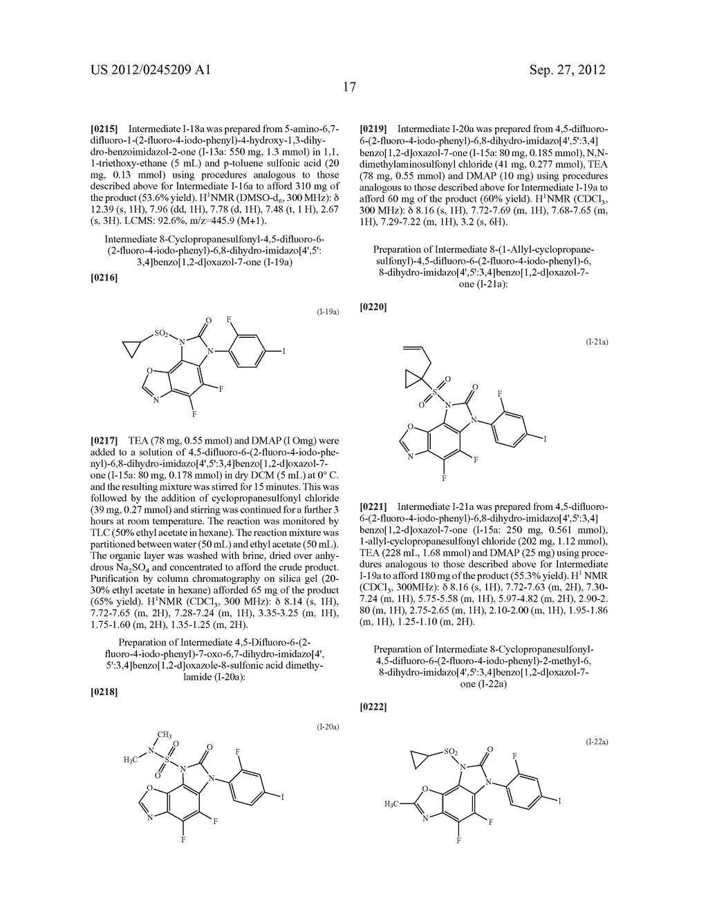 HETEROCYCLIC SULFONAMIDE DERIVATIVES - diagram, schematic, and image 18