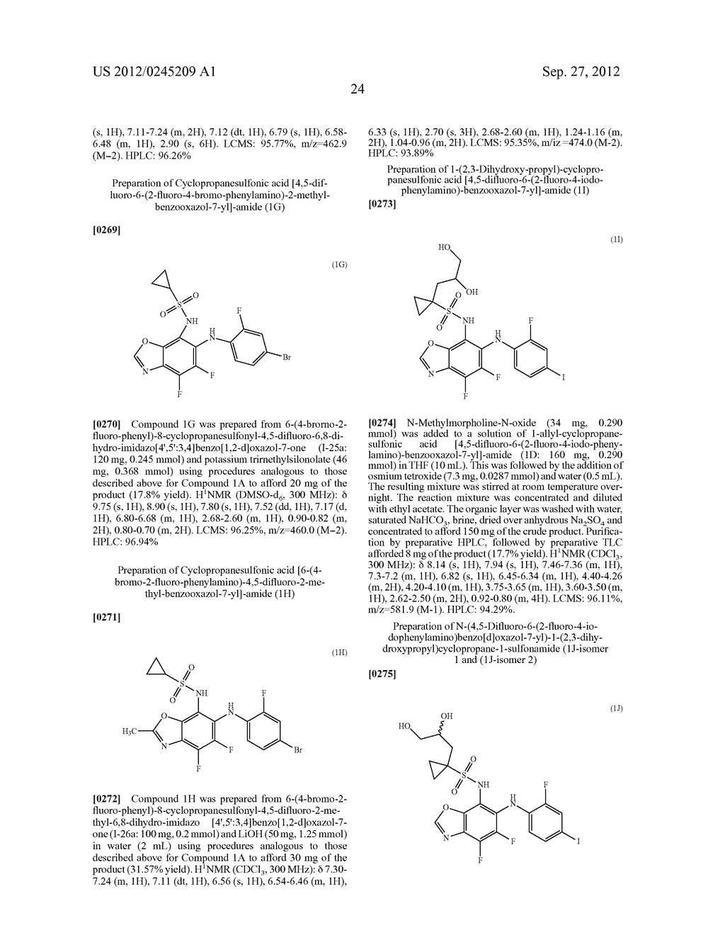 HETEROCYCLIC SULFONAMIDE DERIVATIVES - diagram, schematic, and image 25