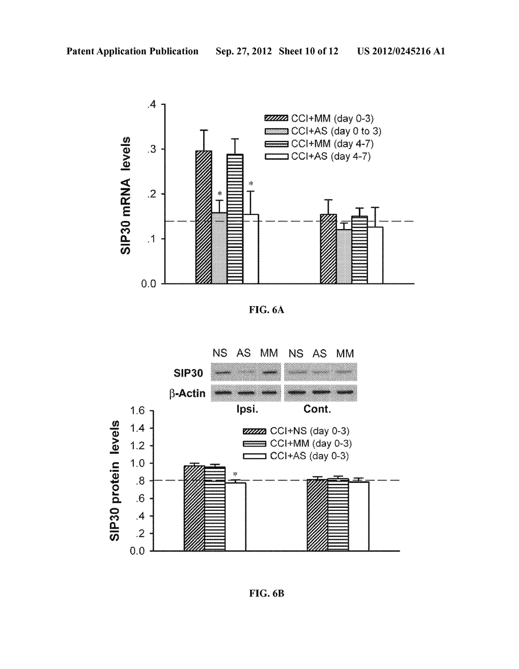 COMPOSITIONS AND METHODS FOR TREATMENT OF NEUROPATHIC PAIN - diagram, schematic, and image 11