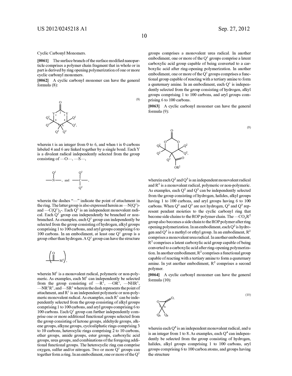 SURFACE MODIFIED NANOPARTICLES, METHODS OF THEIR PREPARATION, AND USES     THEREOF FOR GENE AND DRUG DELIVERY - diagram, schematic, and image 11