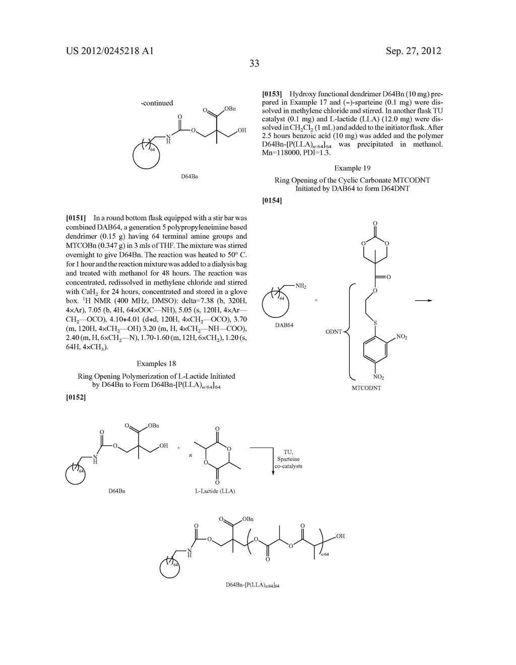 SURFACE MODIFIED NANOPARTICLES, METHODS OF THEIR PREPARATION, AND USES     THEREOF FOR GENE AND DRUG DELIVERY - diagram, schematic, and image 34