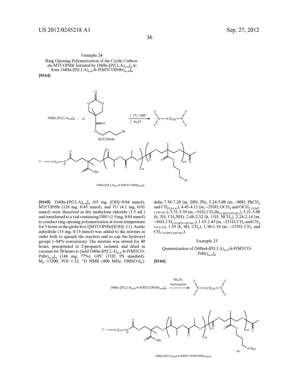 SURFACE MODIFIED NANOPARTICLES, METHODS OF THEIR PREPARATION, AND USES     THEREOF FOR GENE AND DRUG DELIVERY - diagram, schematic, and image 37