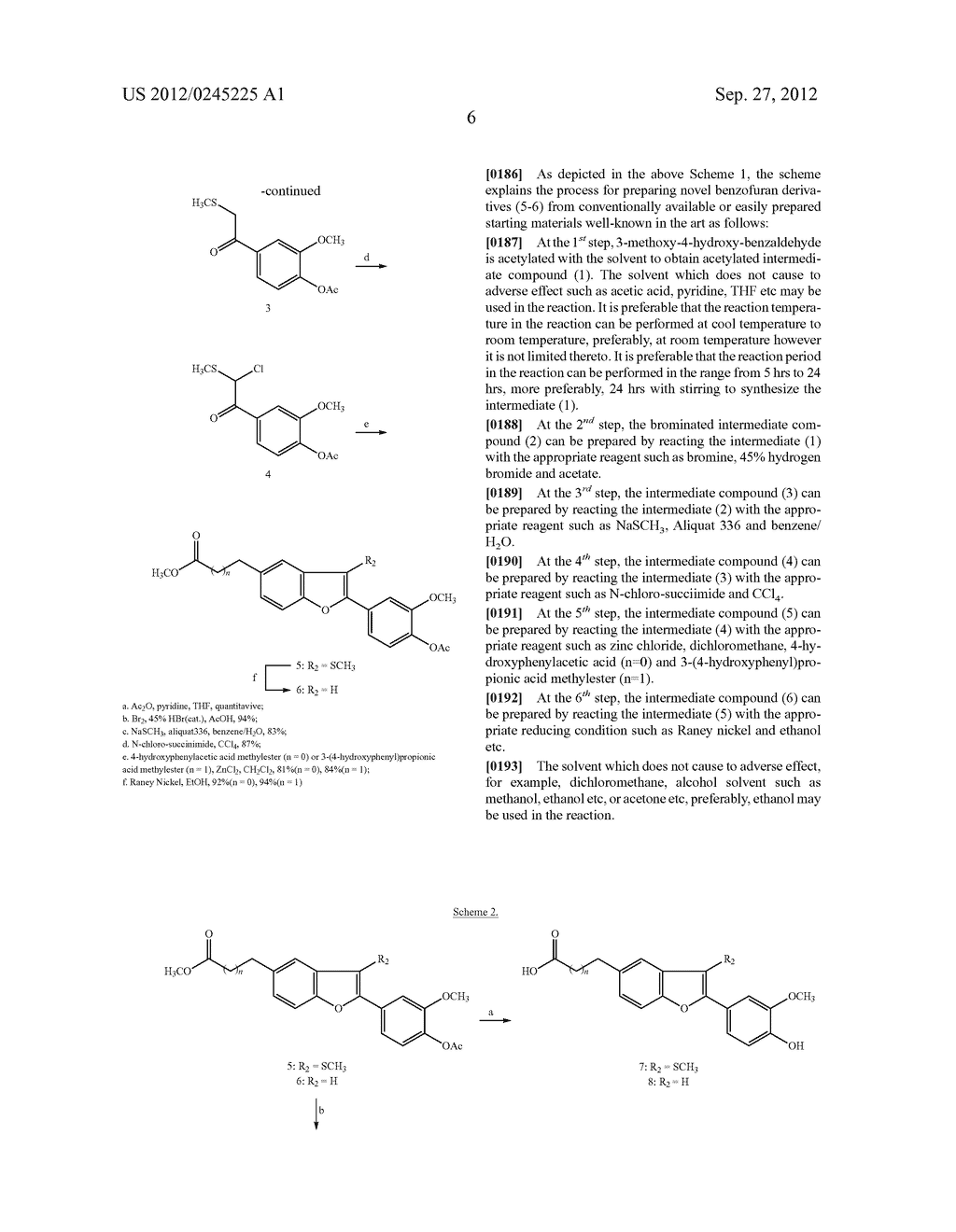 NOVEL BENZOFURAN TYPE DERIVATIVES, A COMPOSITION COMPRISING THE SAME FOR     TREATING OR PREVENTING COGNITIVE DYSFUNCTION AND THE USE THEREOF - diagram, schematic, and image 22