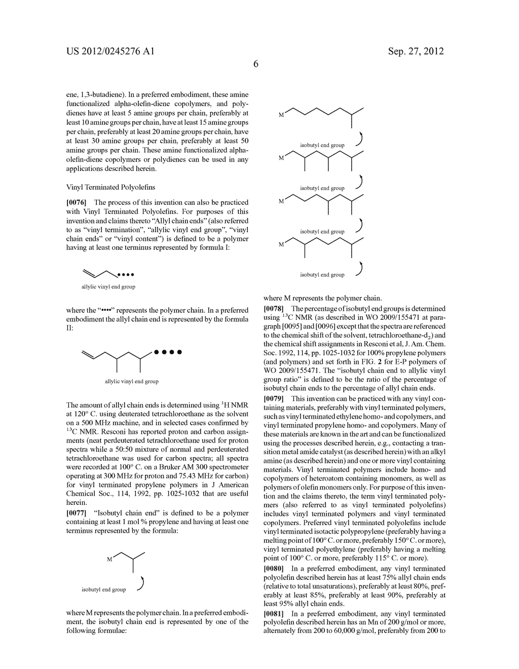 Amine Functionalized Polyolefin and Methods for Preparation Thereof - diagram, schematic, and image 17