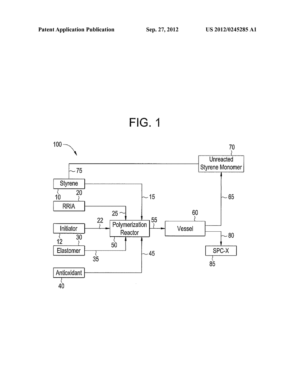 METHODS OF MAKING STYRENIC POLYMERIC COMPOSITIONS AND METHODS OF USING     SAME - diagram, schematic, and image 02