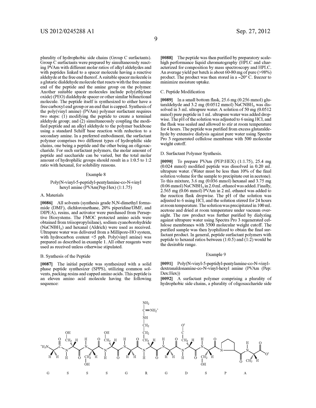 METHODS OF MAKING AND USING SURFACTANT POLYMERS - diagram, schematic, and image 15
