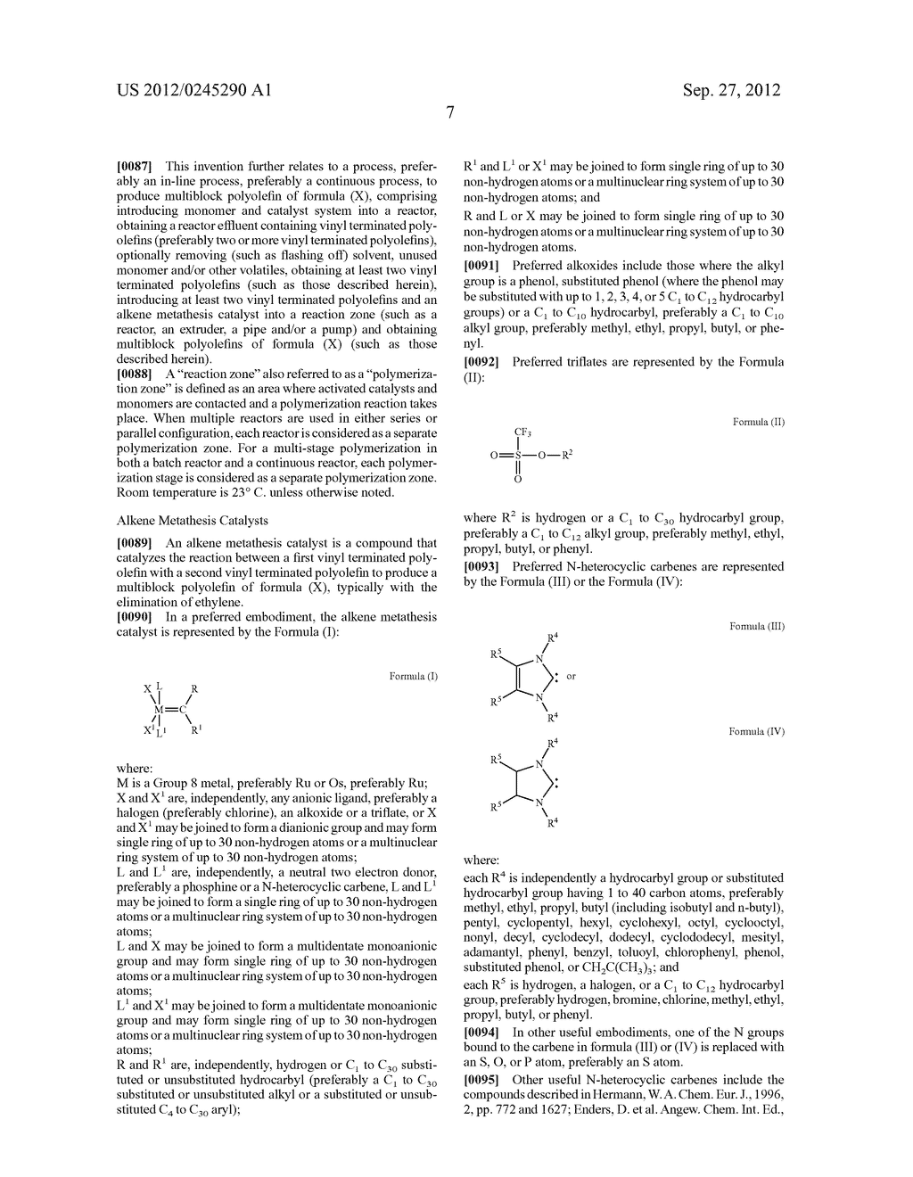 Diblock Copolymers Prepared by Cross Metathesis - diagram, schematic, and image 15