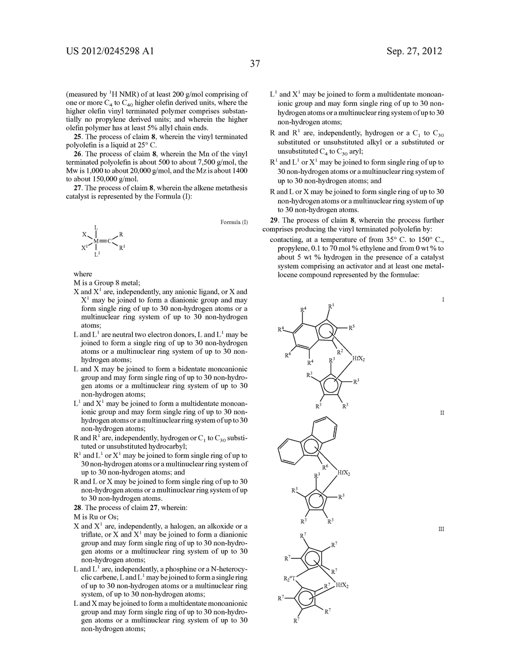 Amphiphilic Block Polymers Prepared by Alkene Metathesis - diagram, schematic, and image 38