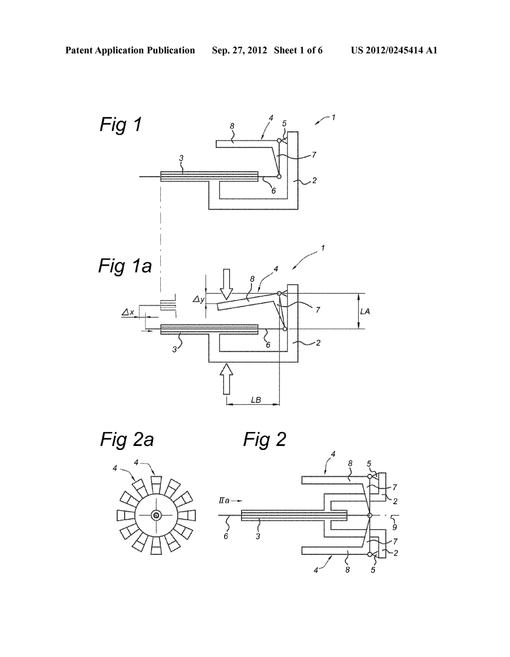 HANDLE FOR CONTROLLING INSTRUMENTS, ENDOSCOPIC INSTRUMENT COMPRISING SUCH     A HANDLE, AND AN ASSEMBLY - diagram, schematic, and image 02