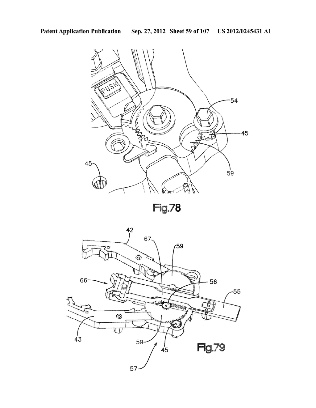Spinal Access Retractor - diagram, schematic, and image 60