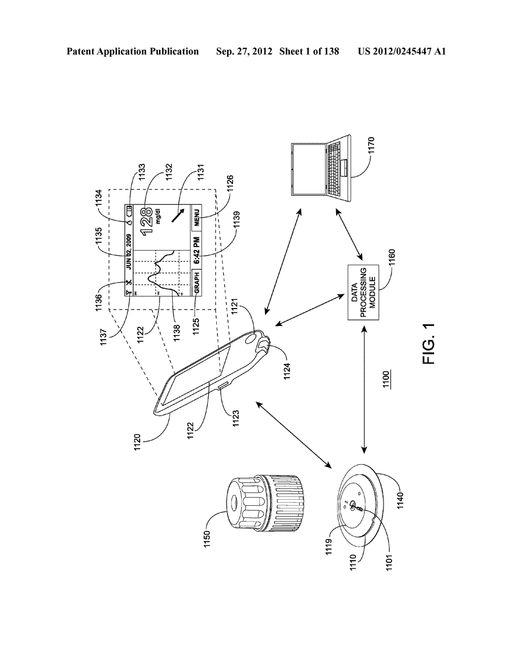 Devices, Systems, and Methods Associated with Analyte Monitoring Devices     and Devices Incorporating the Same - diagram, schematic, and image 02