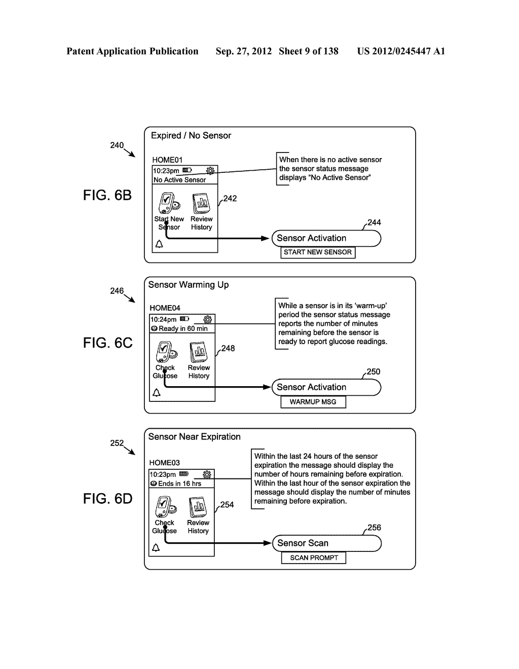 Devices, Systems, and Methods Associated with Analyte Monitoring Devices     and Devices Incorporating the Same - diagram, schematic, and image 10