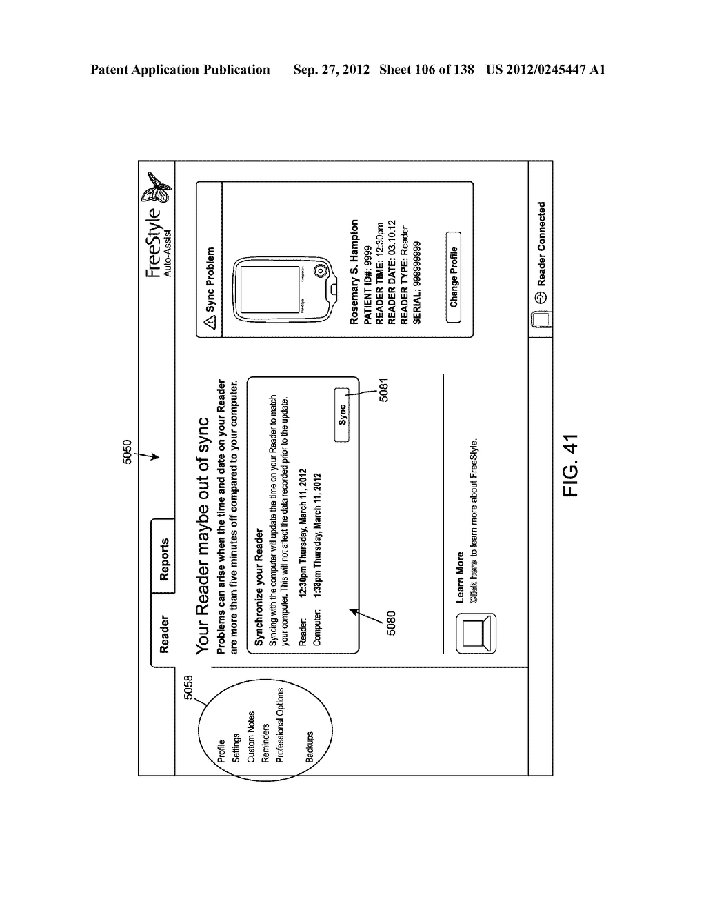 Devices, Systems, and Methods Associated with Analyte Monitoring Devices     and Devices Incorporating the Same - diagram, schematic, and image 107