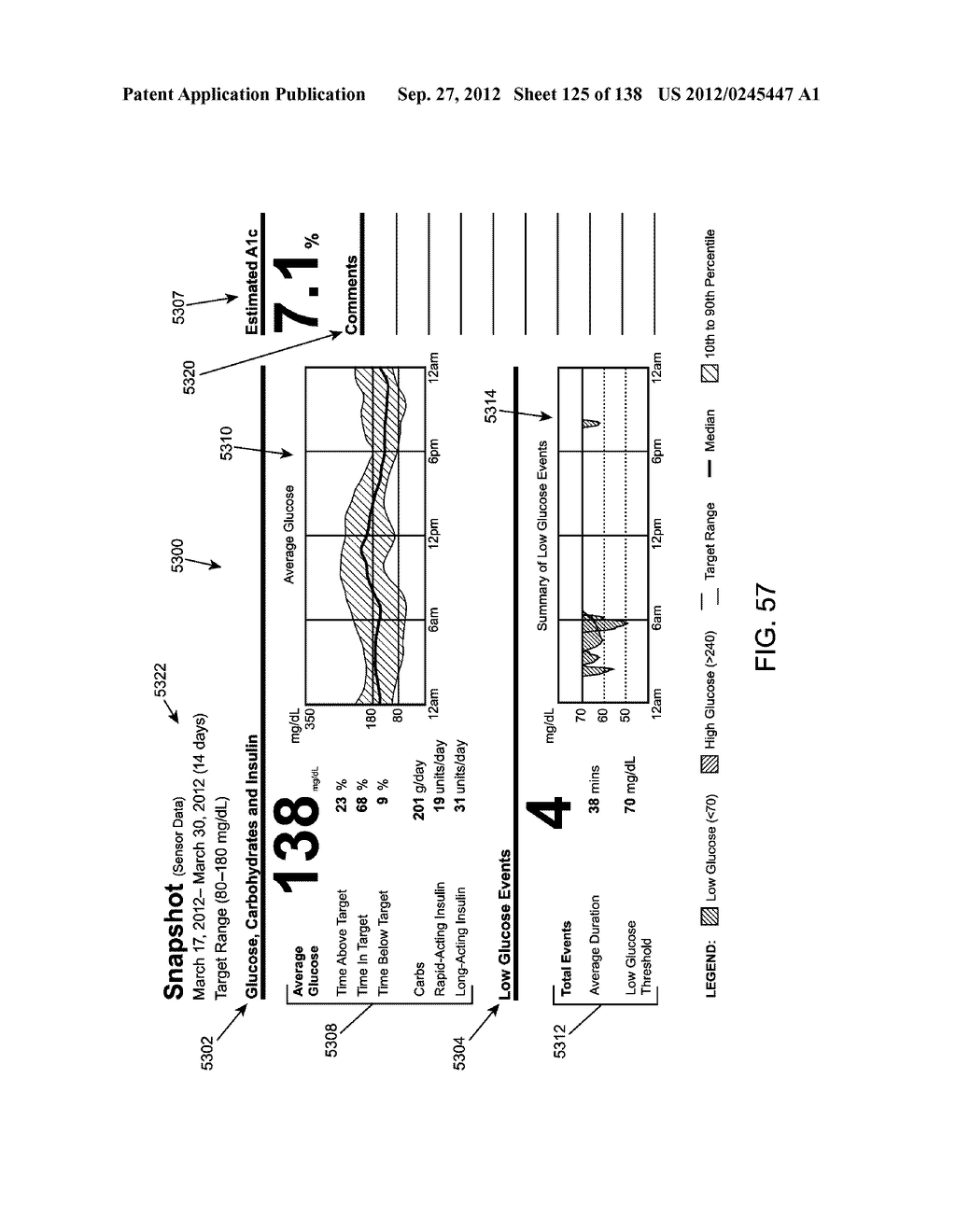 Devices, Systems, and Methods Associated with Analyte Monitoring Devices     and Devices Incorporating the Same - diagram, schematic, and image 126