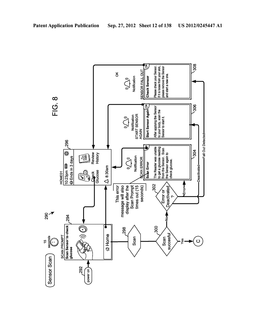 Devices, Systems, and Methods Associated with Analyte Monitoring Devices     and Devices Incorporating the Same - diagram, schematic, and image 13