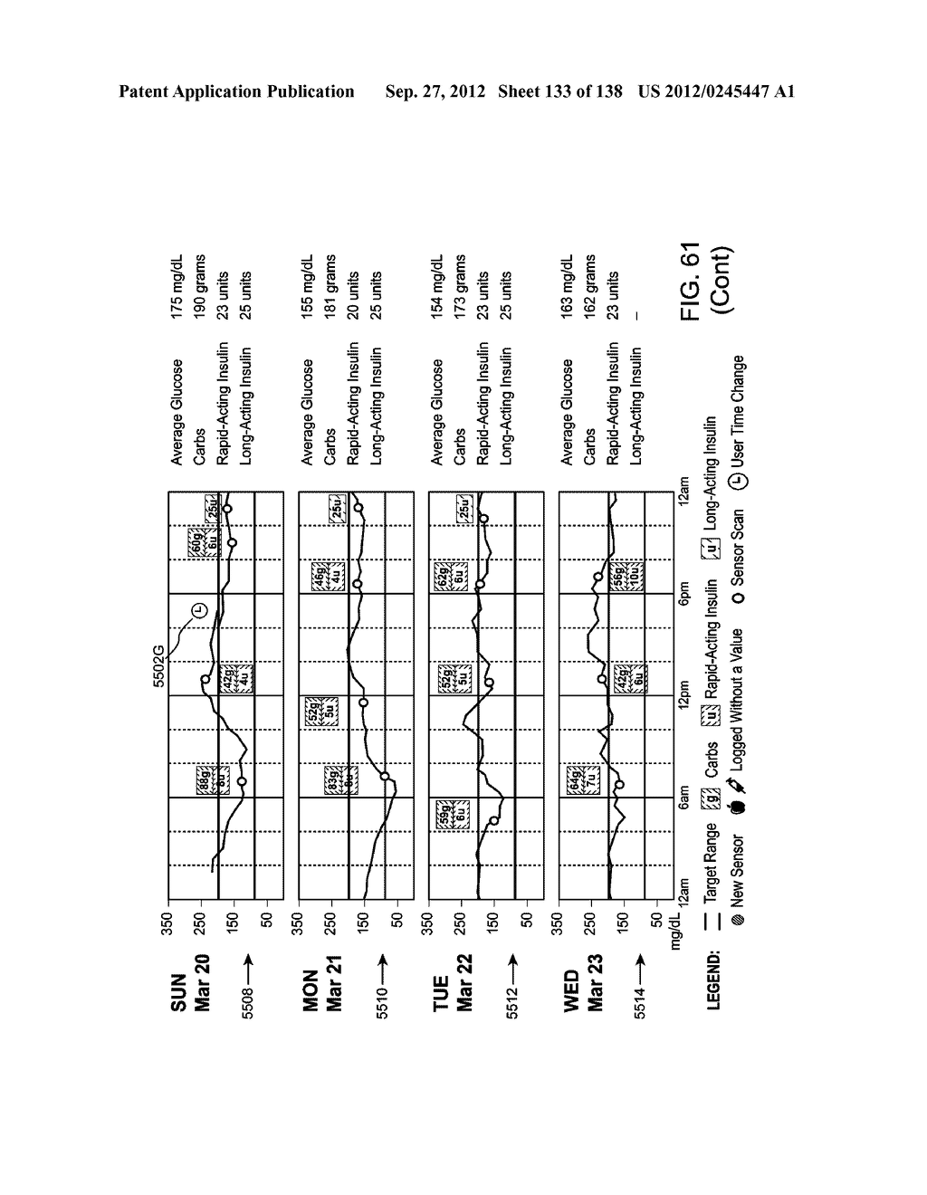 Devices, Systems, and Methods Associated with Analyte Monitoring Devices     and Devices Incorporating the Same - diagram, schematic, and image 134