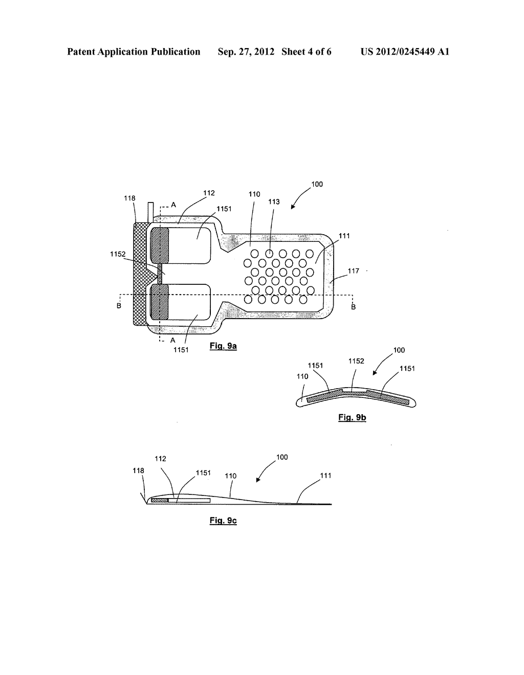 APPARATUS FOR STIMULATING AND/OR MONITORING ACTIVITY IN TISSUE - diagram, schematic, and image 05