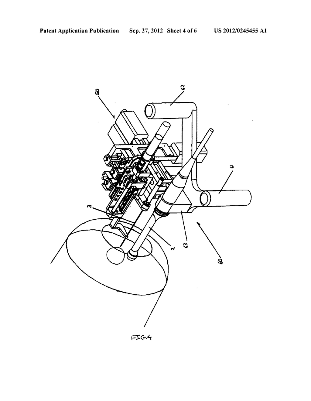 Control System and Method for Precisely Guiding a Percutaneous Needle     Toward the Prostate - diagram, schematic, and image 05