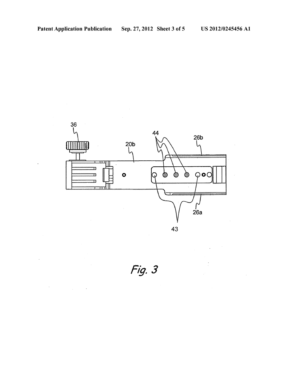Adapter for Attaching Electromagnetic Image Guidance Components to a     Medical Device - diagram, schematic, and image 04