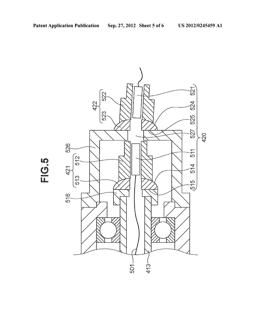 MOTOR DRIVE APPARATUS AND OPTICAL IMAGING APPARATUS FOR DIAGNOSIS - diagram, schematic, and image 06