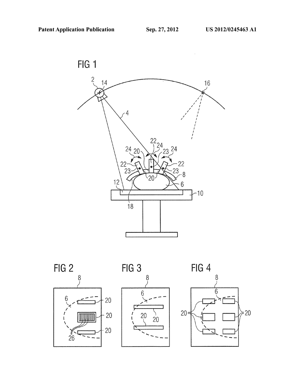 TOMOSYNTHESIS APPARATUS AND METHOD - diagram, schematic, and image 02
