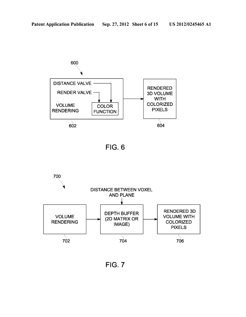 METHOD AND SYSTEM FOR DISPLAYING INTERSECTION INFORMATION ON A VOLUMETRIC     ULTRASOUND IMAGE - diagram, schematic, and image 07