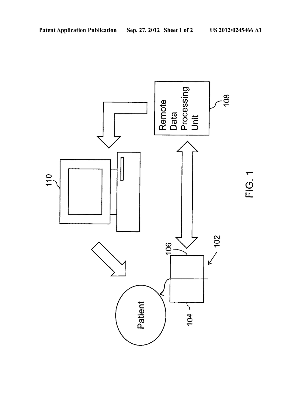 METHOD AND SYSTEM FOR CAPTURING MEDICAL IMAGING DATA - diagram, schematic, and image 02