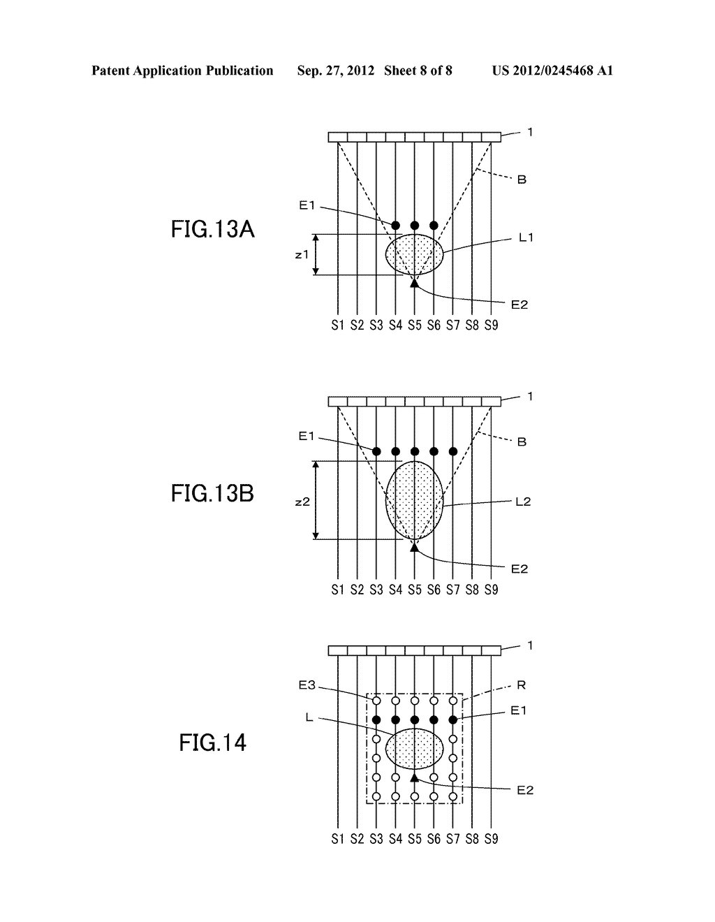 ULTRASOUND DIAGNOSTIC APPARATUS AND METHOD OF PRODUCING ULTRASOUND IMAGE - diagram, schematic, and image 09
