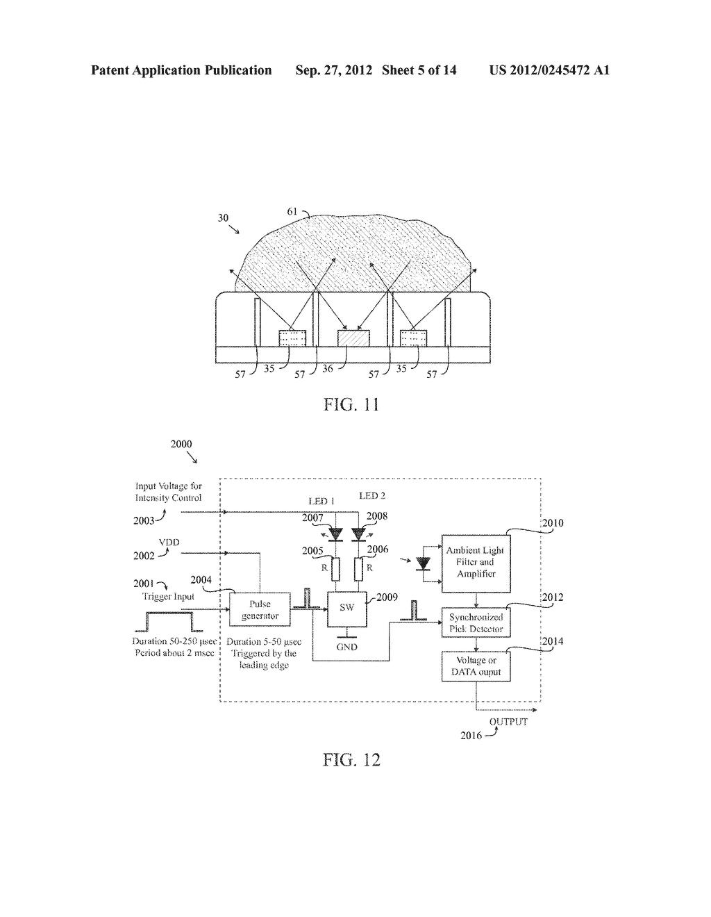 Monitoring Device With An Accelerometer, Method And System - diagram, schematic, and image 06