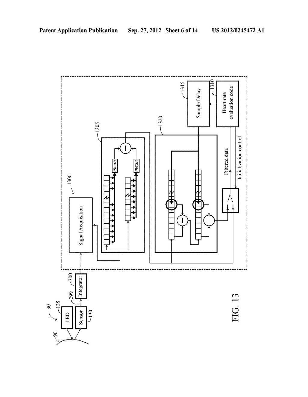 Monitoring Device With An Accelerometer, Method And System - diagram, schematic, and image 07
