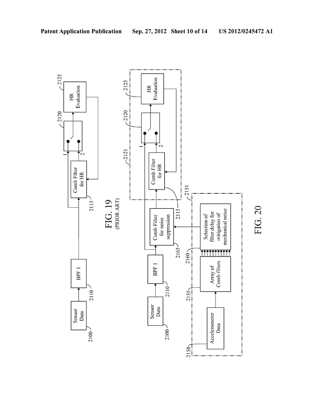 Monitoring Device With An Accelerometer, Method And System - diagram, schematic, and image 11