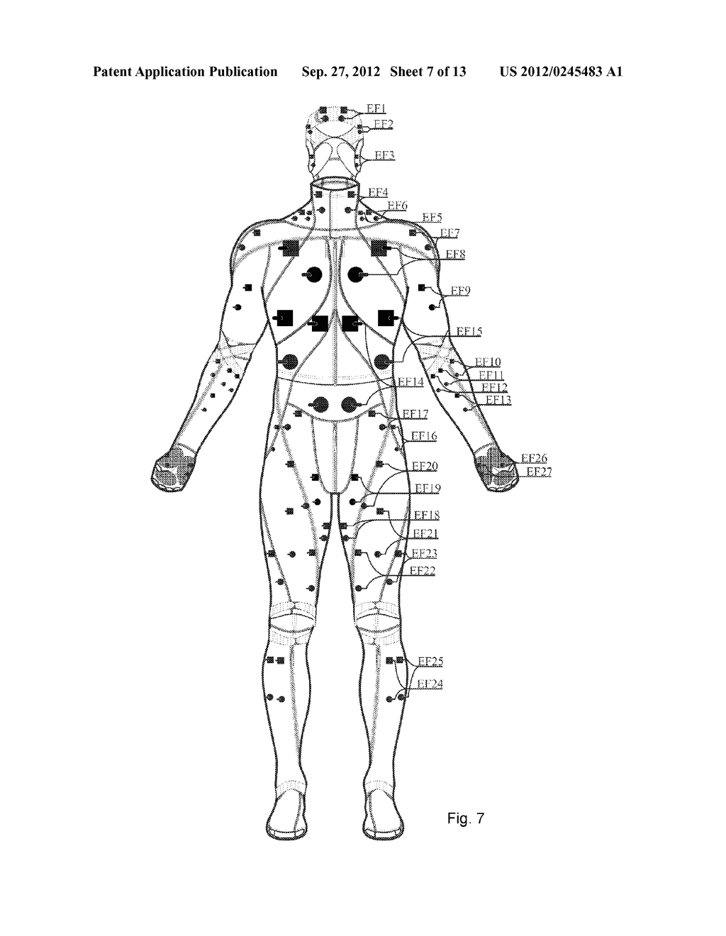 System And Garment For Muscle Relaxation Of A Spastic Muscle - diagram, schematic, and image 08