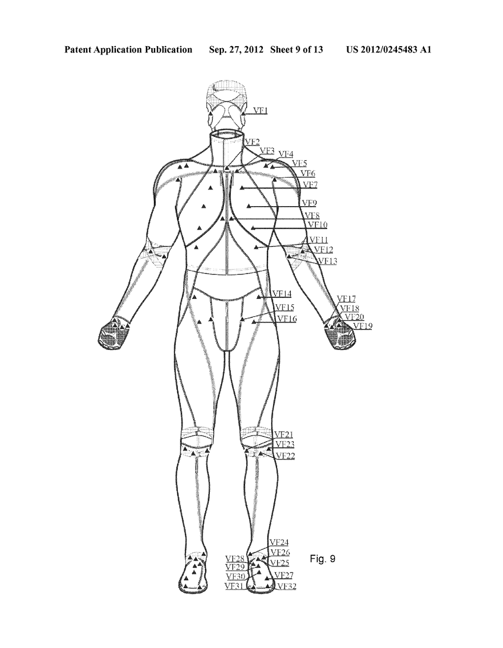 System And Garment For Muscle Relaxation Of A Spastic Muscle - diagram, schematic, and image 10