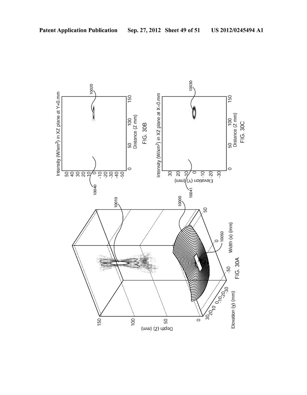 METHODS FOR TREATMENT USING ULTRASONIC ENERGY - diagram, schematic, and image 50