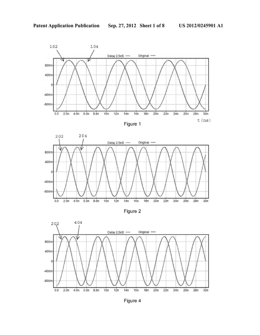 Finite Impulse Response Filter For Producing Outputs Having Different     Phases - diagram, schematic, and image 02