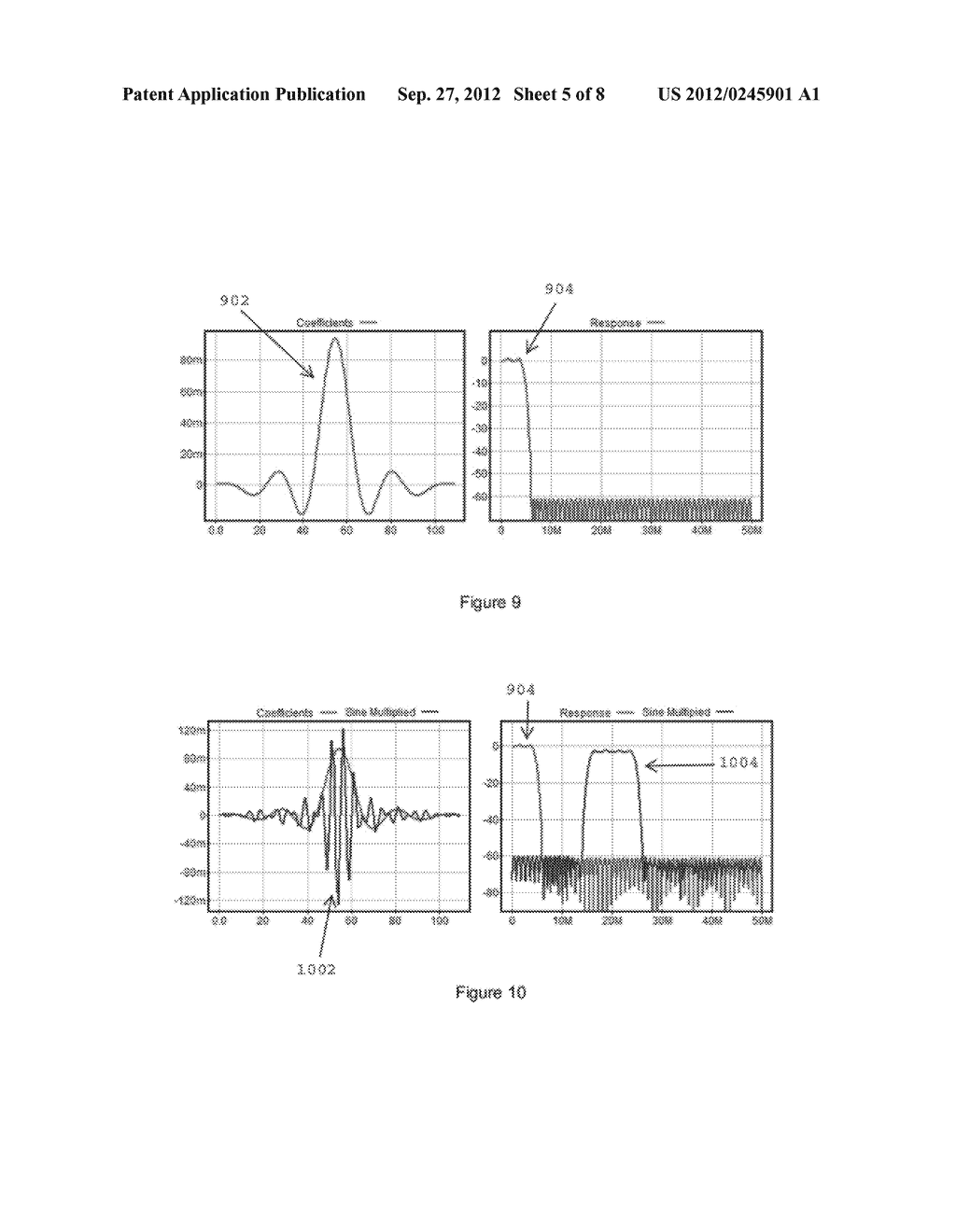 Finite Impulse Response Filter For Producing Outputs Having Different     Phases - diagram, schematic, and image 06
