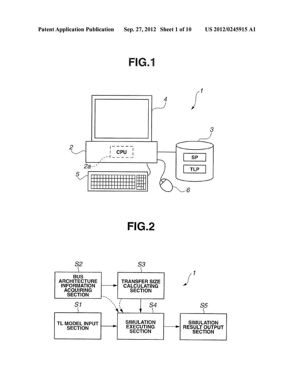 SEMICONDUCTOR INTEGRATED CIRCUIT SIMULATION APPARATUS AND SIMULATION     METHOD FOR SEMICONDUCTOR INTEGRATED CIRCUIT - diagram, schematic, and image 02