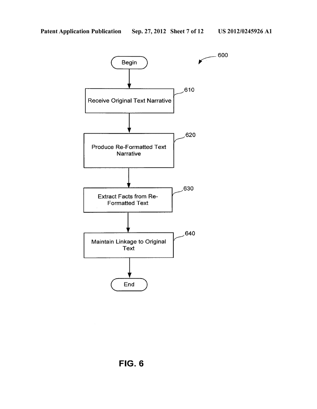 METHODS AND APPARATUS FOR FORMATTING TEXT FOR CLINICAL FACT EXTRACTION - diagram, schematic, and image 08