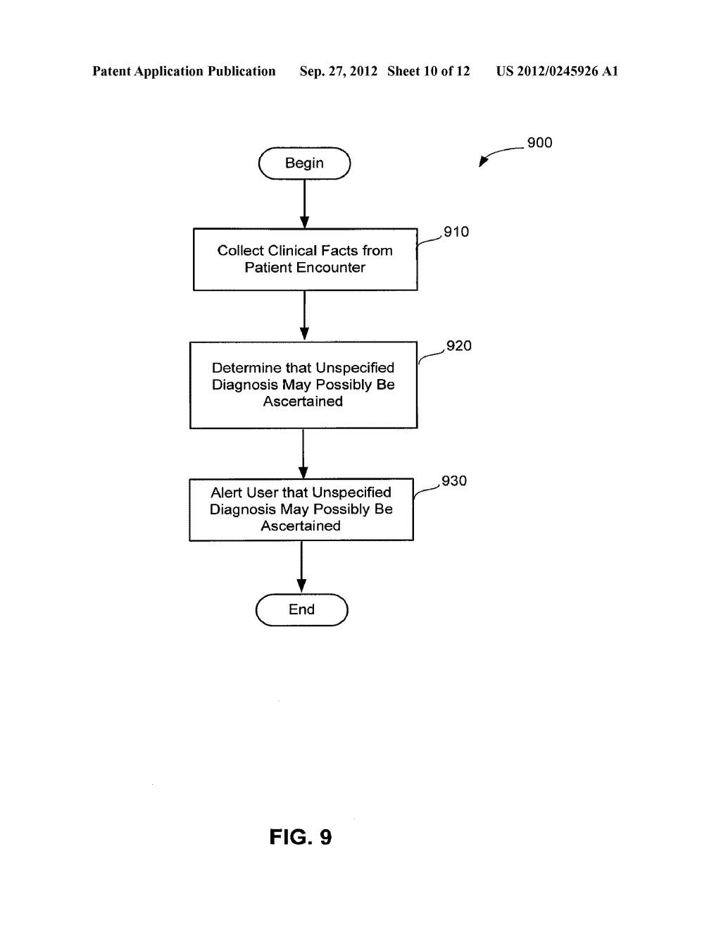 METHODS AND APPARATUS FOR FORMATTING TEXT FOR CLINICAL FACT EXTRACTION - diagram, schematic, and image 11