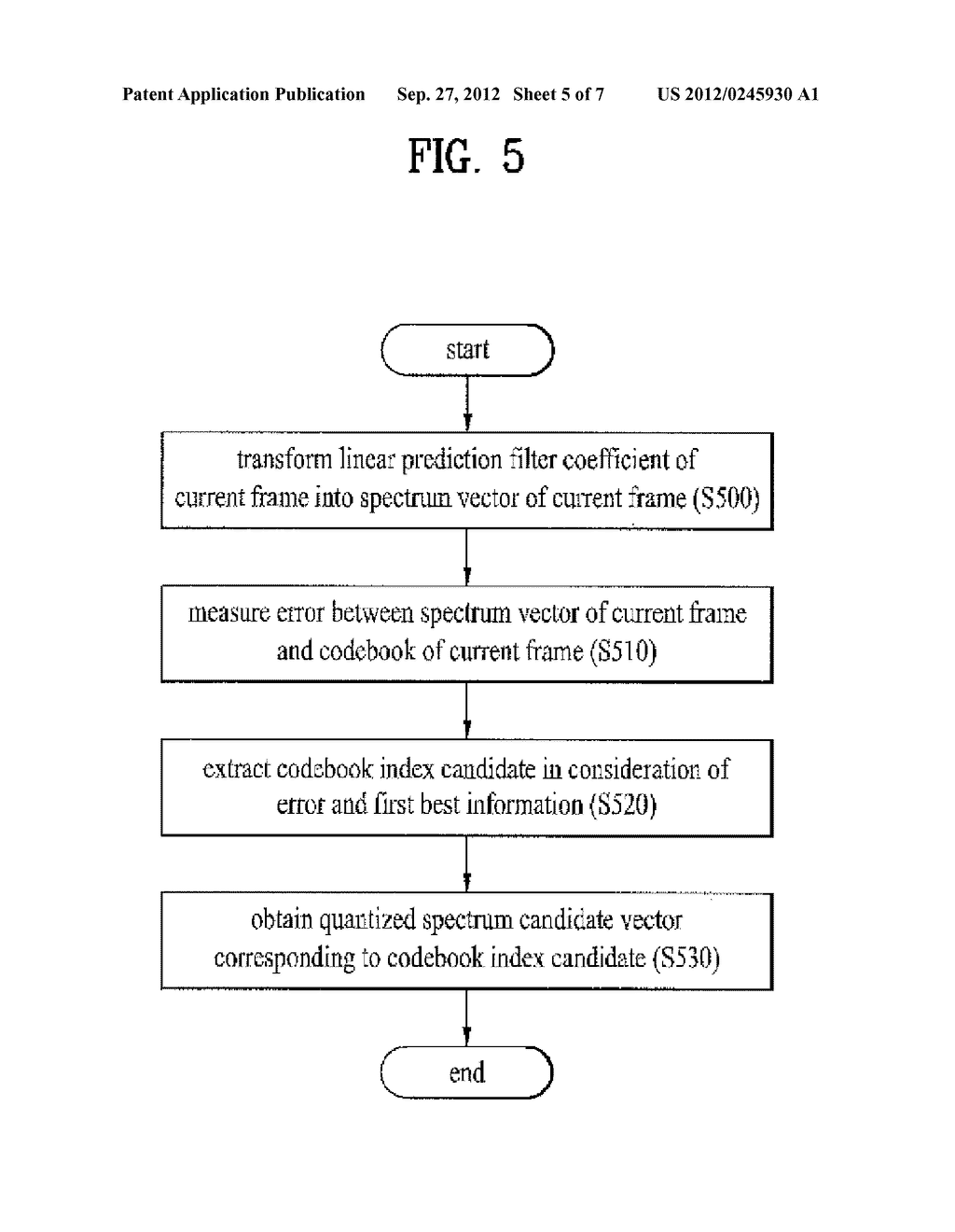 METHOD AND APPARATUS FOR ENCODING A SPEECH SIGNAL - diagram, schematic, and image 06